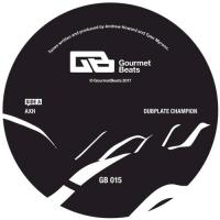 AxH - Dubplate Champion / Abstrakt Sonance Remix : GOURMET BEATS (US)