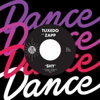 TUXEDO with ZAPP - Shy : STONES THROW (US)