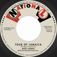 MIGHTY SPARROW - Tour Of Jamaica : JAMWAX (FRA)