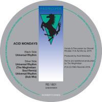 ACID MONDAYS - Universal Rhythm (feat.The Maghreban Remix) : R&S (BEL)