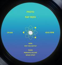 RAF REZA - PROTO : COSMIC RESONANCE (CAN)