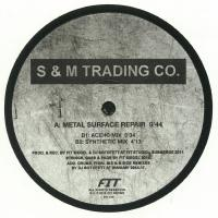 S & M Trading Co. - Metal Surface Repair : 12inch