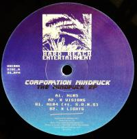 CORPORATION MINDFUCK - The Mindfuck EP : 12inch