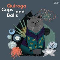 QUIROGA - Cups And Balls : 12inch