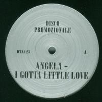 ANGELA - RIZ ORTOLANI - I Gotta Little Love - Il Corpo Di Linda : 12inch