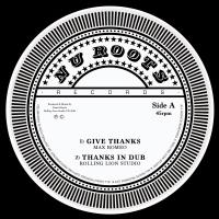 MAX ROMEO / ROLLING LION STUDIO / LEE PERRY / VIN GORDON - Give Thanks : 12inch