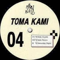 TOMA KAMI - Slither EP : MAN BAND (GER)