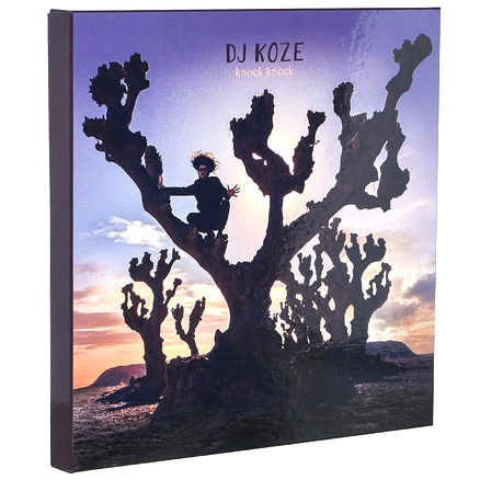 DJ KOZE - Knock Knock (LTD. Box Set 3LP + CD + 7inch +10inch) : PAMPA (GER)