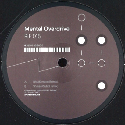 MENTAL OVERDRIVE - Epilogue Remixes - Part.2 : RETT I FLETTA (NOR)