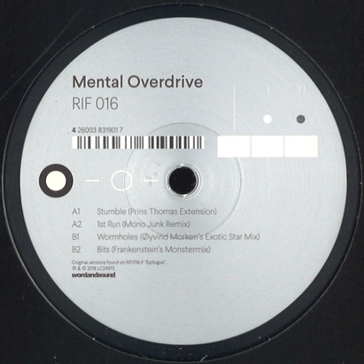 MENTAL OVERDRIVE - Epilogue Remixes - Part.1 : RETT I FLETTA (NOR)