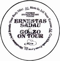 ERNESTAS SADAU - Gonzo On Tour : 12inch