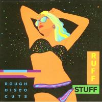 RUFF STUFF - Rough Disco Cuts EP : 12inch