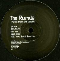 THE RURALS - Traxxs From The Vaults : PLASTIK PEOPLE (UK)