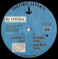 DJ CENTRAL - ESO EP : 12inch