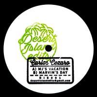 CARLOS CEZARO - MJ'S VACATION / MARVIN'S DAY : 12inch