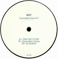 M.P - Concealed View EP : BASS CULTURE (FRA)