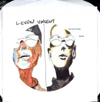 LEVON VINCENT - Kissing / Only Good Things : NOVEL SOUND (US)