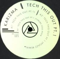 KARIZMA - Tech This Out Pt.1 : ATJAZZ RECORD COMPANY (UK)