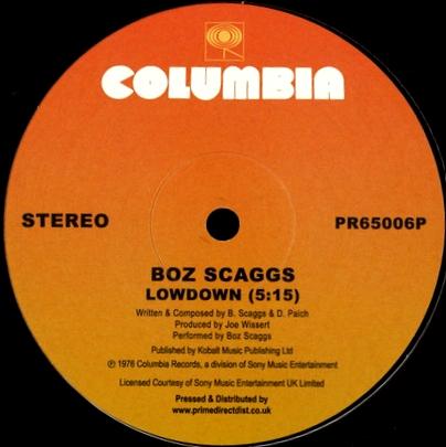 boz scaggs lowdown jojo what can i say 12inch newtone records