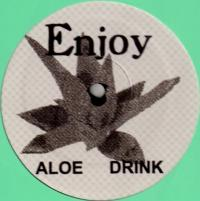 KHOTIN - ALOE DRINK (incl. FORCE OF NATURE Remix) : 12inch