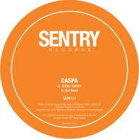 CASPA - Gutter Riddim / Hot Head : 12inch
