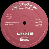 ROMEO - Burn Me Up : 12inch