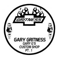 GARY GRITNESS - Gary G's Custom Shop PT.1 : HYPERCOLOUR (UK)