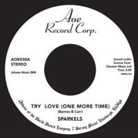 SPARKELS - Try Love : AOE (UK)