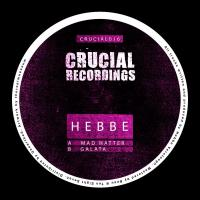 HEBBE - Mad Hatter / Galata : 12inch