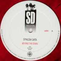 SYNCOM DATA - Beyond The Stars : 12inch