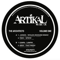 VA - The Architects : Volume One : Plate Two : 12inch