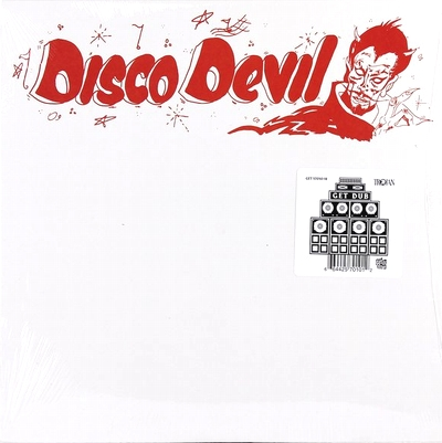 LEE PERRY AND THE FULL EXPERIENCES - Disco Devil : 12inch