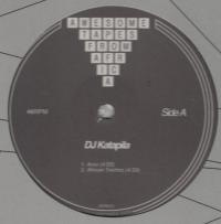 DJ KATAPILA - Aroo : 12inch+DOWNLOAD CODE