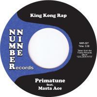 PRIMATUNE & BLOCKBOY - King Kong Rap : 7inch