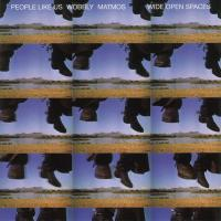 PEOPLE LIKE US/MATMOS/WOBBLY - Wide Open Spaces : LP