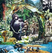 VISIONS CONGO - Mulago Sound Studio : DISCREPANT (UK)