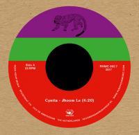 CYNTIA / ASTARIA - Jhoom Le / Jamasa Roro : 7inch