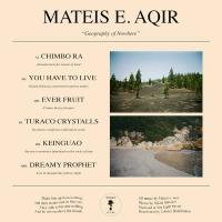MATEIS E. AQIR - Geography of Nowhere : 12inch