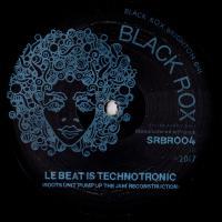 BLACK ROX - Black Rox 004 : 12inch