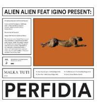 ALIEN ALIEN feat. IGINO - Perfidia : 12inch