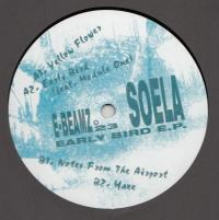 SOELA - Early Bird EP : 12inch