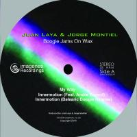 JUAN LAYA &amp;<wbr> JORGE MONTIEL - Boogie Jams On Wax : IMAGENES <wbr>(UK)