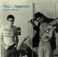 HALF JAPANESE - Greatest Hits : 3LP
