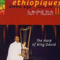 Alèmu Aga - Éthiopiques 11: The Harp Of King David : CD