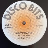 DISCO BITS - Night Freak EP : 12inch