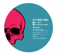 OTZ - Tabloid / Coin Dub (feat. CAUSA, CONZI) : HOTPLATES (UK)
