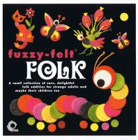 VARIOUS - Fuzzy Felt Folk : TRUNK (UK)