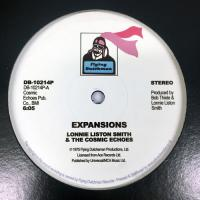 LONNIE LISTON SMITH & THE COSMIC ECHOES - Expansions / A Chance  For Peace : FLYING DUTCHMAN (US)