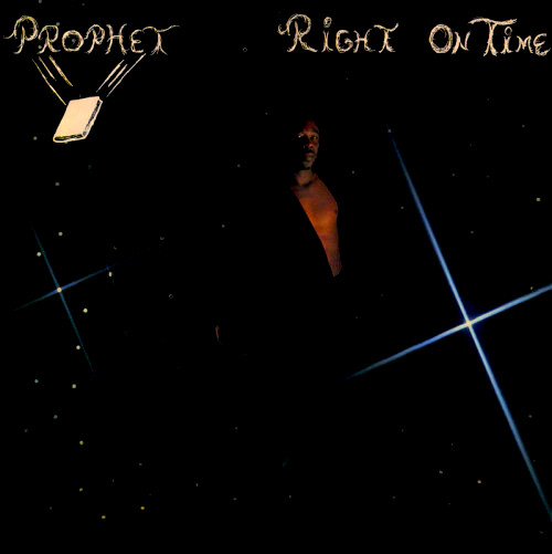 prophet right on time tonight 7inch newtone records