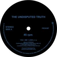 THE UNDISPUTED TRUTH - You + Me = Love / Sandman : 12inch 180g Vinyl